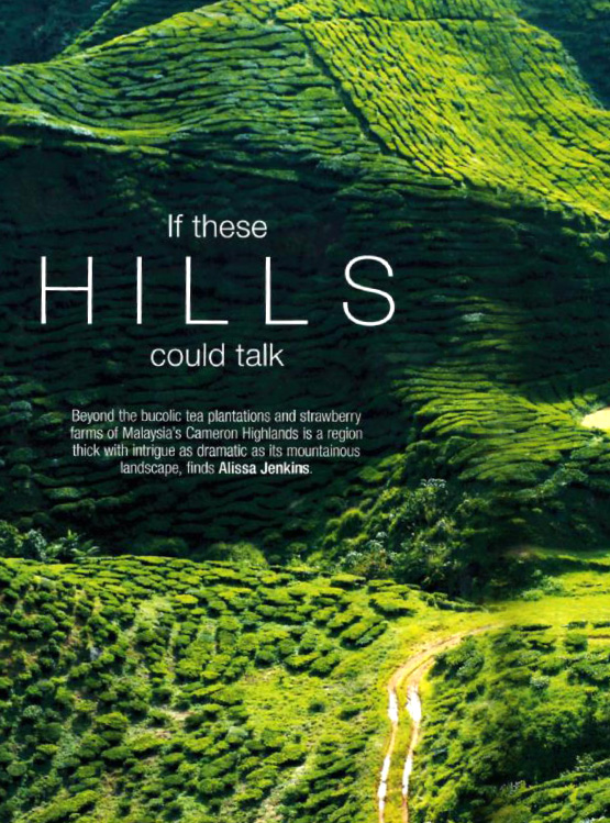 Hotel awards and accolades malaysia cameron highlands resort for Accolades salon reviews
